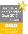 Gold New to Market for Toddler