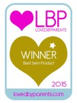 LBP Best Swim Product - Gold 2015